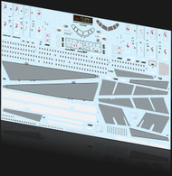 1/144 Scale Decal Detail Sheet 757-200 / 300