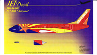 1/144 Scale Decal Southwest 737-300 Arizona