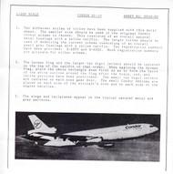 1/200 Scale Decal Condor DC-10