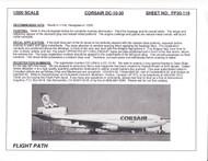 1/200 Scale Decal Corsair DC10-30
