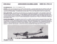 1/200 Scale Decal Aerocondor Columbia A300-B4