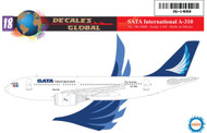 1/144 Scale Decal SAETA A-310