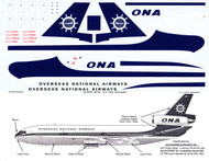 1/144 Scale Decal ONA DC10-30