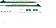 1/144 Scale Decal Aer Lingus Viscount 800