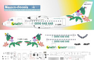 1/144 Scale Decal Air Antilles ATR-42