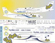 1/144 Scale Decal Dutch Antilles Express ATR-42