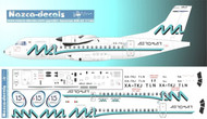 1/144 Scale Decal Aeromar ATR-42