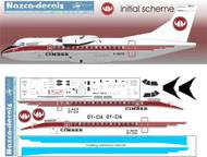 1/144 Scale Decal Cimber ATR-42