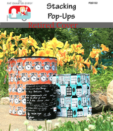 FQG122 Stacking Pop Up Pattern Retired Cover