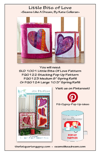 Little Bit of Love Pop Up Info Sheet