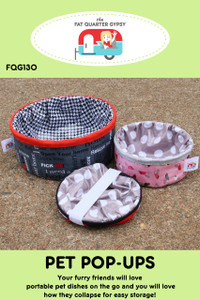 FQG130 Pet Pop-Ups Pattern