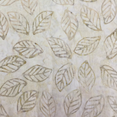 "Tonga Beige Batik Image Size Approx 6.5""x 6.5"""