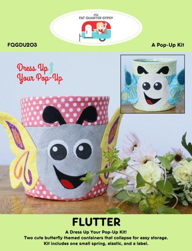 FQGDU203 Flutter - A Pop-Up Kit
