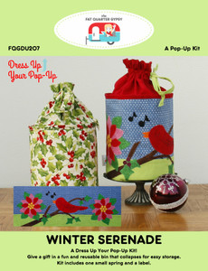 FQGDU207 Winter Serenade Pop Up Kit