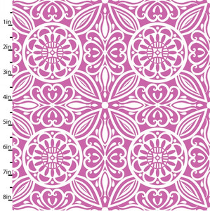 Modern Mixers 2874-25 Pink - by the yard