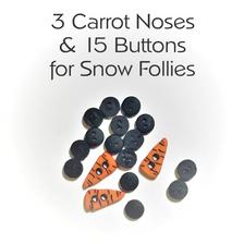 Embellishments for FQGDU208 Snow Follies Pop Up