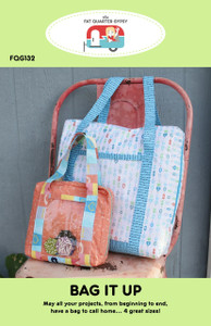 FQG132 Bag It Up Pattern