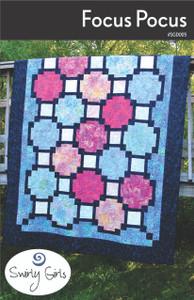 Focus Pocus Quilt Pattern