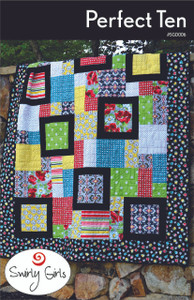 Perfect Ten Quilt Pattern