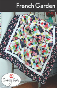 French Garden Quilt Pattern