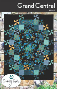 Grand Central Quilt Pattern