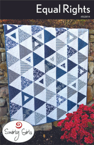 SGD014 Equal Rights Quilt Pattern