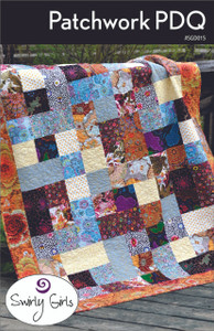Patchwork PDQ Quilt Pattern