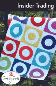 Insider Trading Quilt Pattern