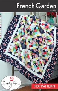 SGD007 French Garden Quilt Pattern