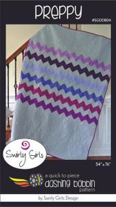 SGDDB04 Preppy Quilt Pattern