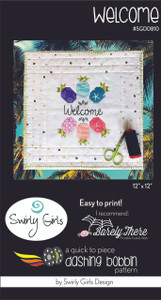 SGDDB10 Welcome Wall Hanging