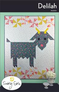 SGD054 Delilah Quilt Pattern