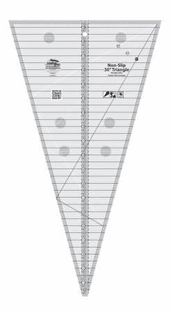 CGRSG1 Creative Grids 30 Degree Triangle Ruler