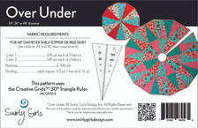 SGD029 Over Under Pattern by Swirly Girls Design