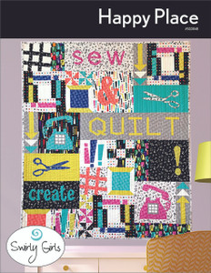 SGD048 Happy Place Quilt Pattern