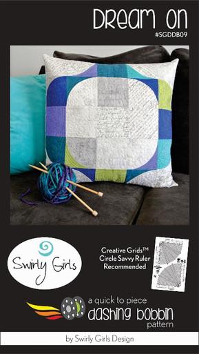 SGDDB09 Dream On Pillow Pattern