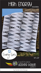 SGDDB06 High Energy Quilt Pattern