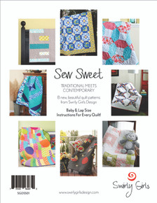 Sew Sweet Book - Traditional Meets Contemporary 8 Fun Designs!