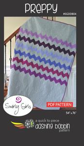 Preppy Quilt Pattern