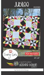 Jubilee Quilt Pattern