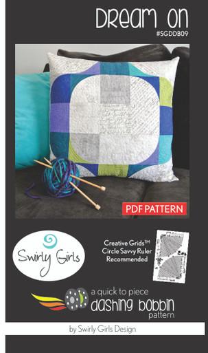 Dream On Pillow Pattern
