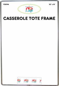 FQG146 Casserole Tote Frame