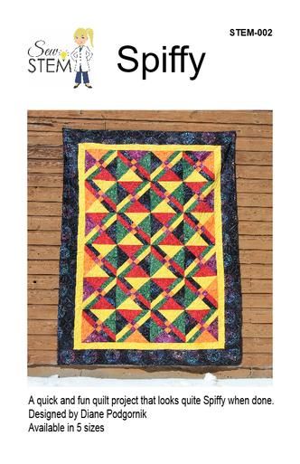 Spiffy Quilt Pattern