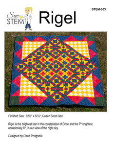 Rigel Quilt Pattern