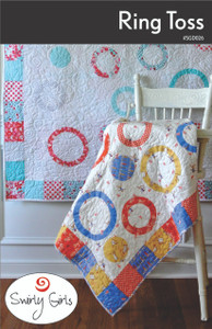 Ring Toss Quilt Pattern