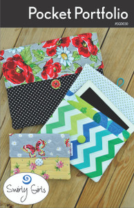 Pocket Portfolio Quilt Pattern
