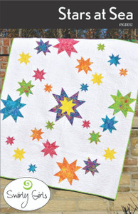 Stars at Sea Quilt Pattern