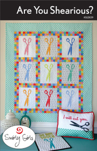 Are You Shearious? Quilt Pattern