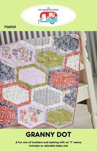 Granny Dot Quilt Kit