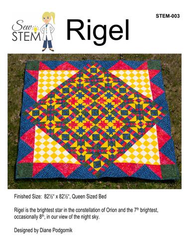 Rigel Quilt Pattern